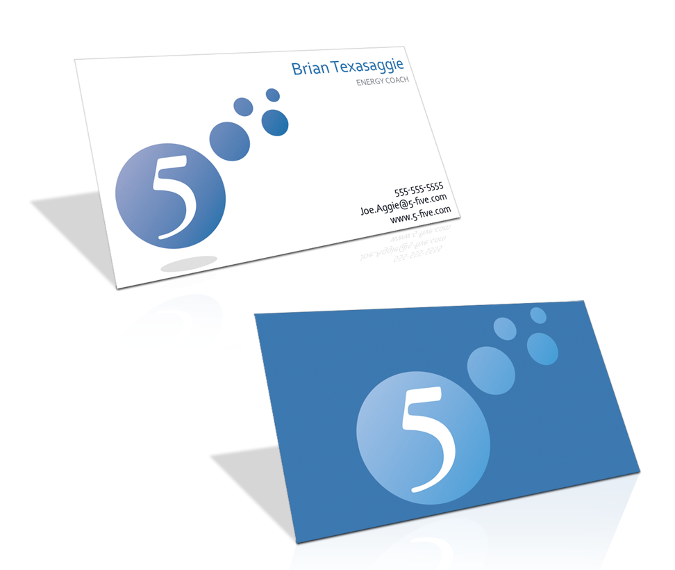 Business Cards Design for a Start-up seeking simple, clean, look ...