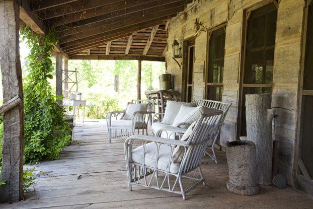 Porch love.
