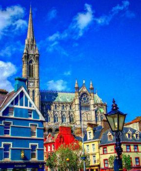 Cobh Cathedral  Ireland (63 pieces)