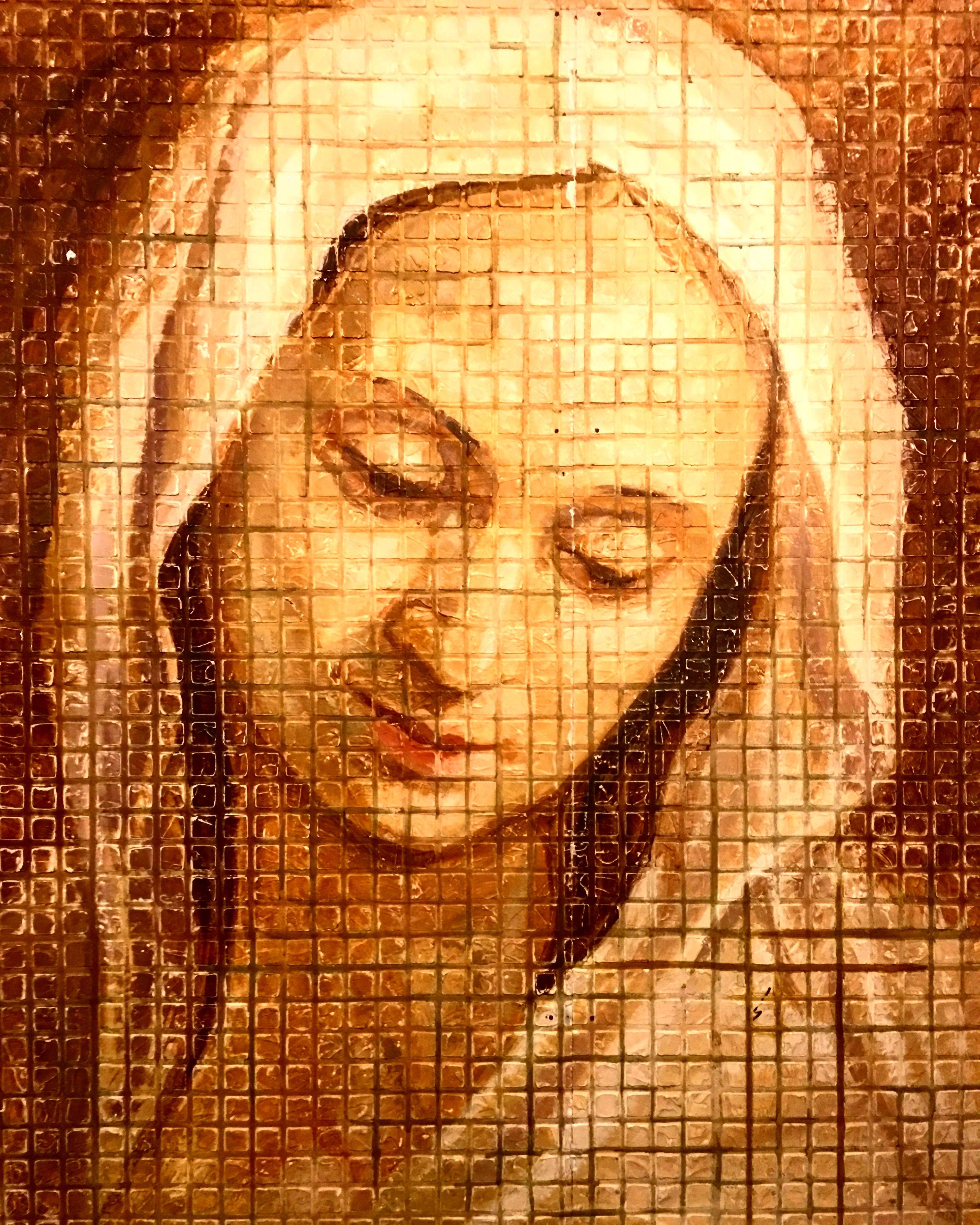 Outstanding Virgin Mary Wall Art Illustration - The Wall Art ...