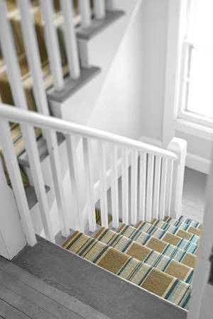 Muraca Design Notebook Striped Stair Runners Dash And Albert Rugs Striped Stair Runner Carpet Stairs