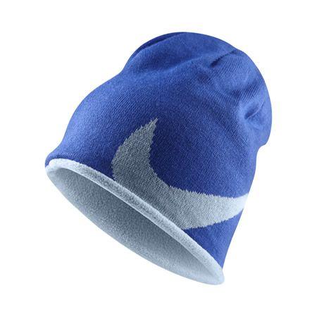 f072c11bd1e Nike Golf Reversible Knit Fleece Beanie - Blue £11.99