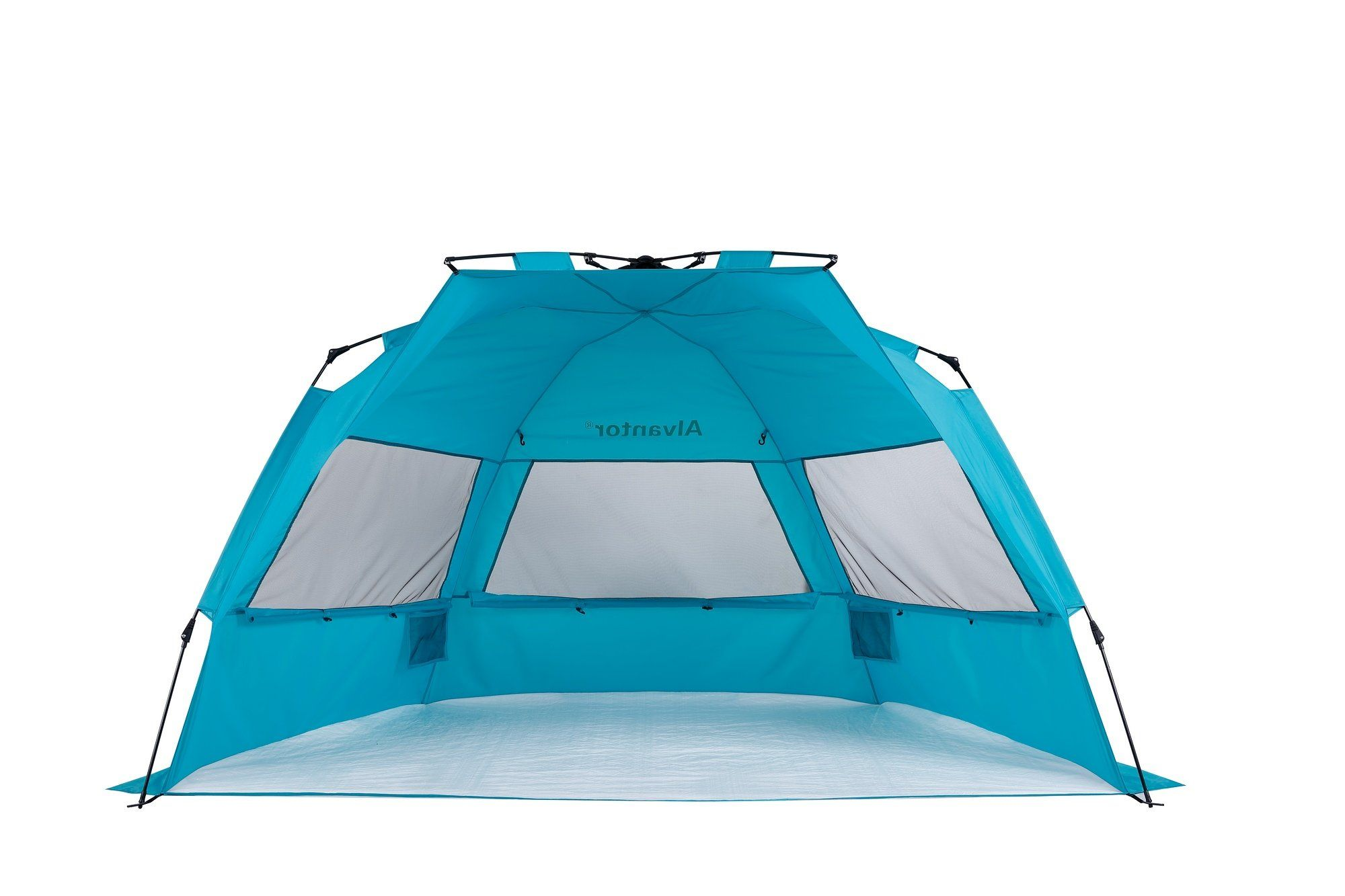 Super Bluecoast Beach Tent Automatic Instant Hub Anti Uv