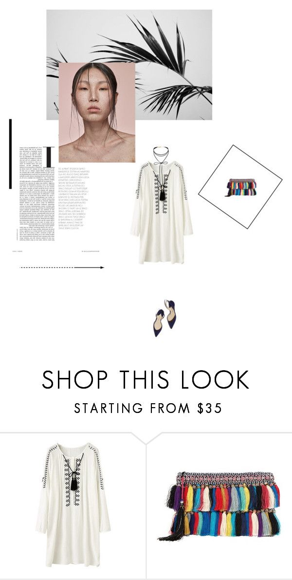 """minimale"" by berenikan ❤ liked on Polyvore featuring Paul Andrew, Christophe Sauvat and Miss Selfridge"