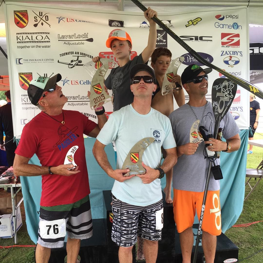 Colonial Cup SUP Race in New Bern, NC  Recap and results here: http://mullet.co/1DZPNuu