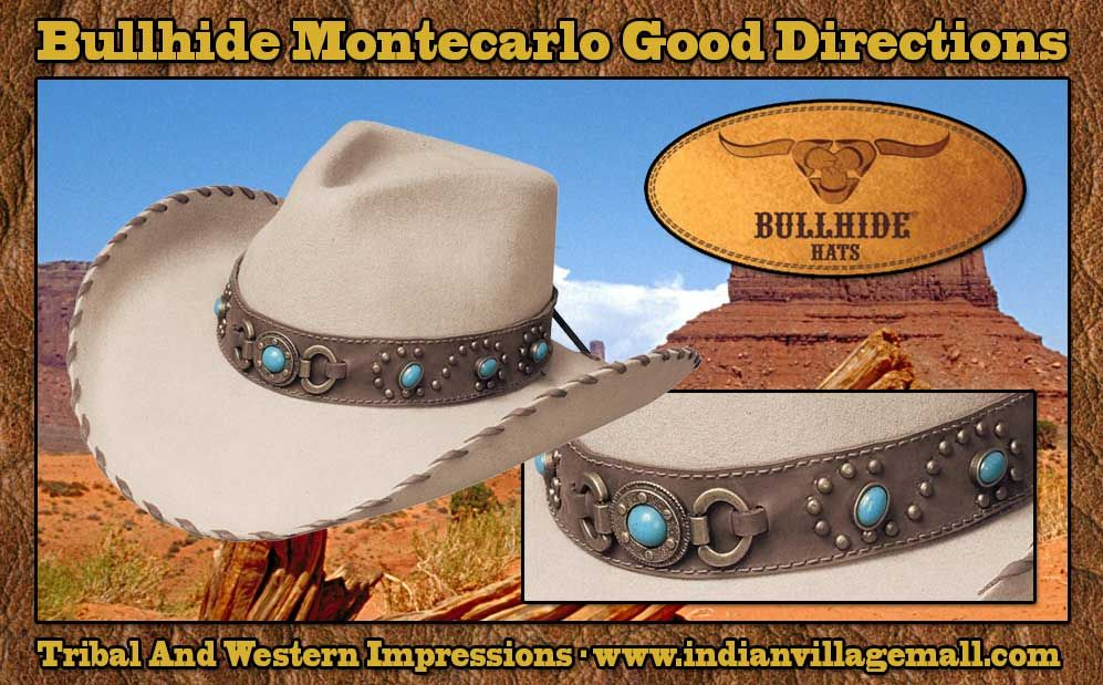 9dcd17106ad90 Good Directions 6X Bullhide Montecarlo Wool Hat - Review off of  http