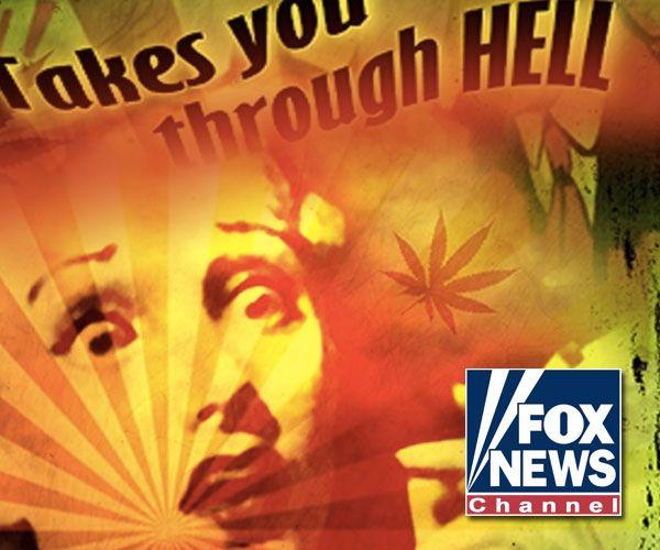 More lies from faux news...#marijuana #cannabis #weed #420