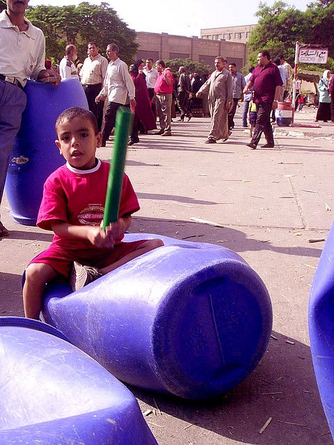 Ghazl el-Mahalla workers on STRIKE! إضراب عمال غزل المحلة