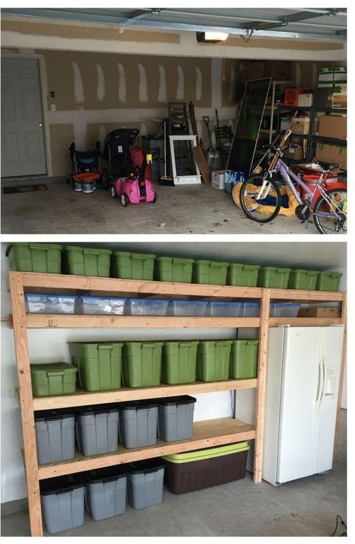 32 inspiring garage organization tips ideas 03 maanitech on inspiring diy garage storage design ideas on a budget to maximize your garage id=84606