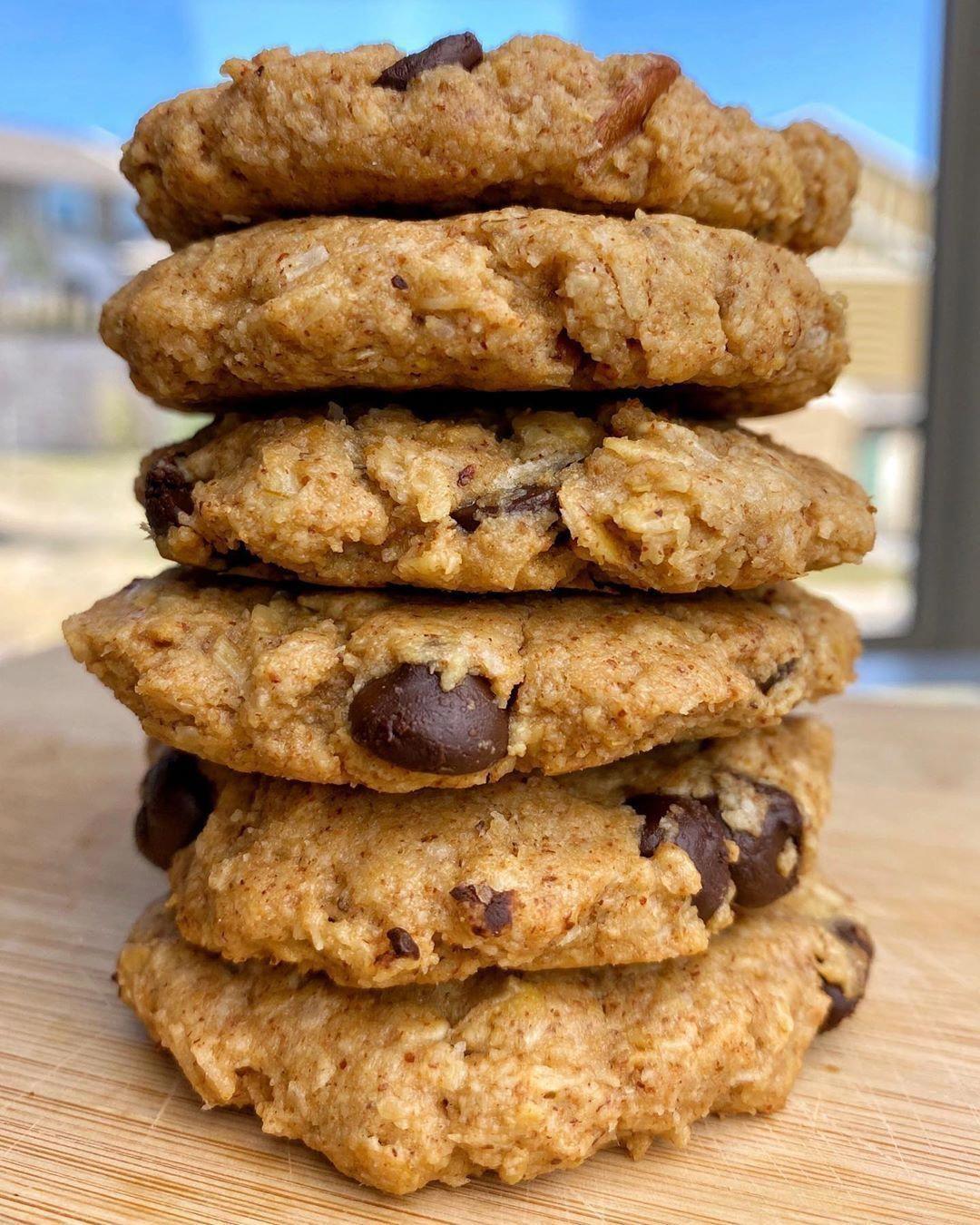 Vegan Cowboy Cookie Recipe Healthy Gluten Free Cowboycookies In 2020 With Images Healthy Cookie Recipes Cookie Recipes Easy Cookie Recipes