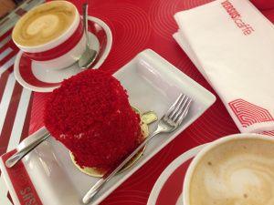 Review Versace Versus Cafe Panorama Mall Cafe Mall Panorama