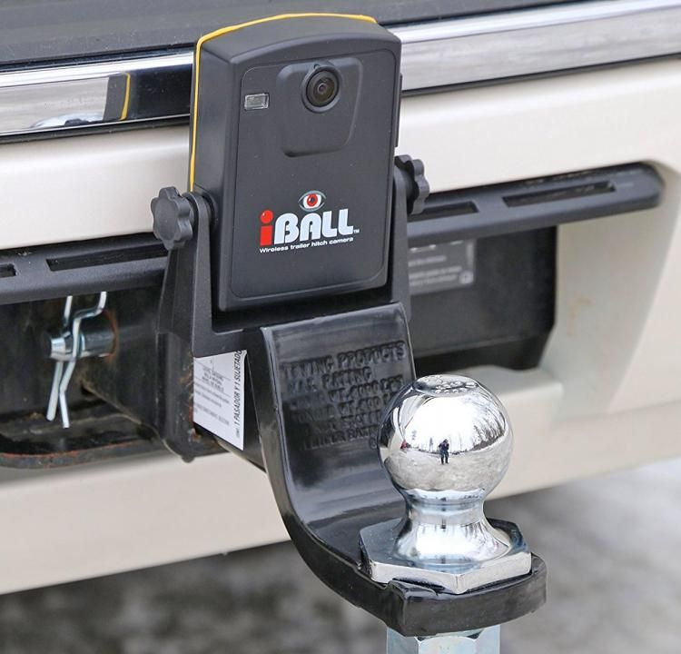 Iball Wireless Trailer Hitch Backup Camera Rv Backup Camera