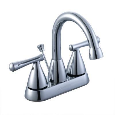 Glacier Bay - 2000 Series 4 Inch Bath Faucet - Chrome - 67152-6201 ...