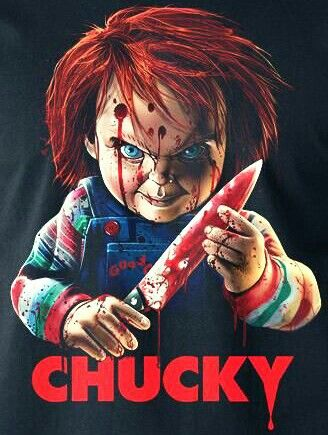 Chucky Childs Play Zeichnung Pinterest Horror Chucky Und