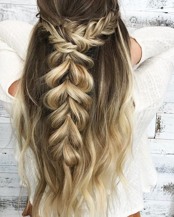Easy Braid Hairstyles Magnificent Easy Braided Hairstyle Ideas For Long Hair  Boho Hairstyles Chic