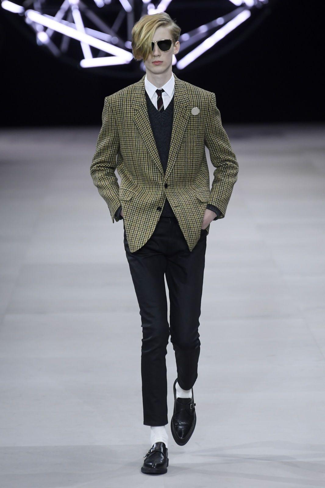 b458fd182ddc CELINE Fall 2019 Menswear Paris Collection | Fall 2019【2019 ...