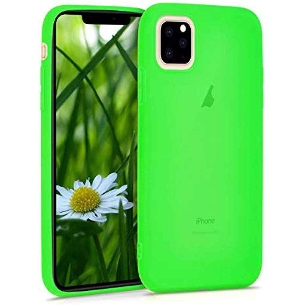 custodia iphone 8 silicone verde