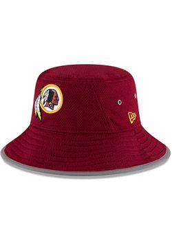 finest selection 4f2ba b1a51 Redskins Training Bucket Hat