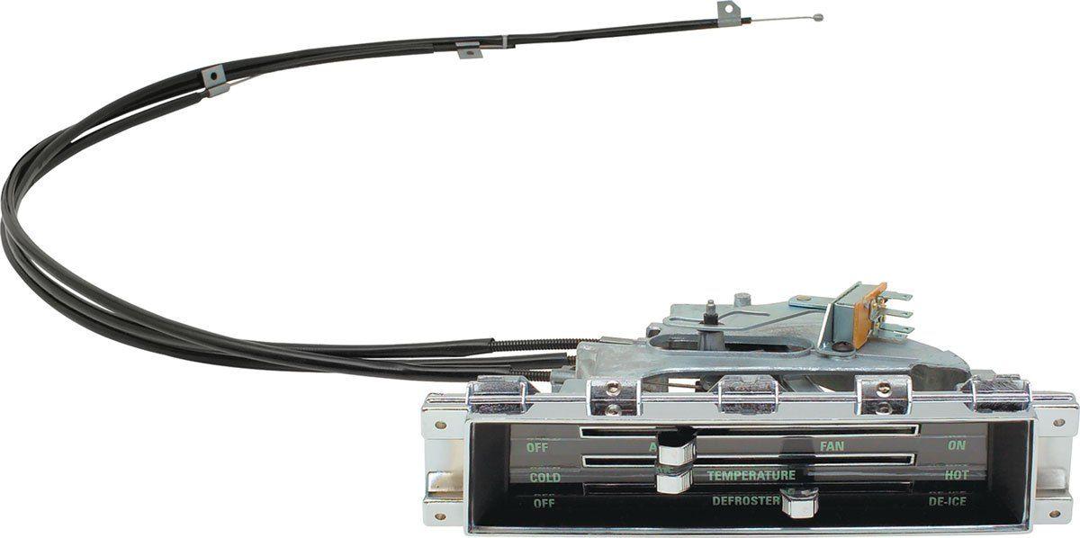 1968 Chevrolet Camaro /& Pontiac Firebird Heater Blower Switch w//AC