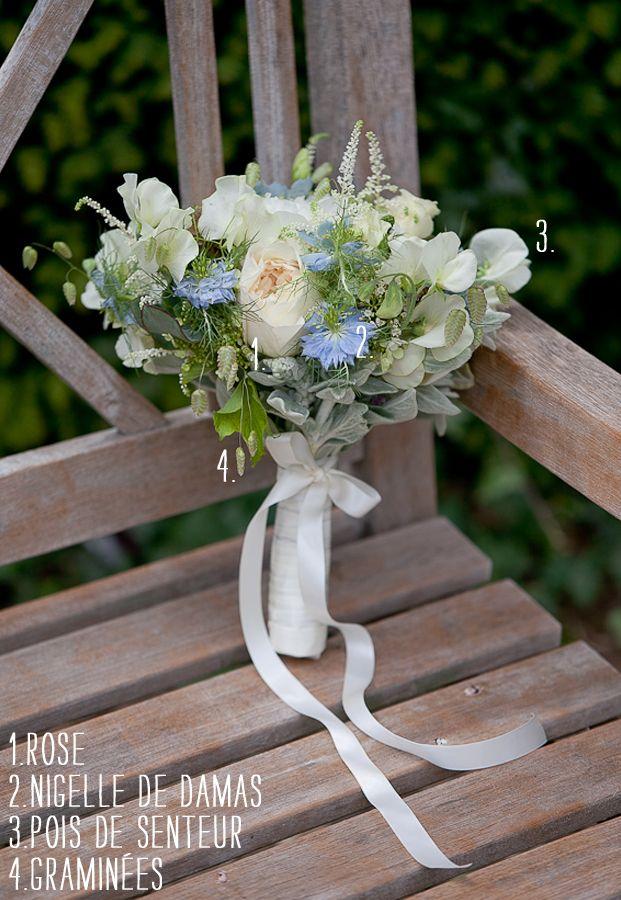 Bouquet De Mariee La Mariee Aux Pieds Nus Frederic Garrigues