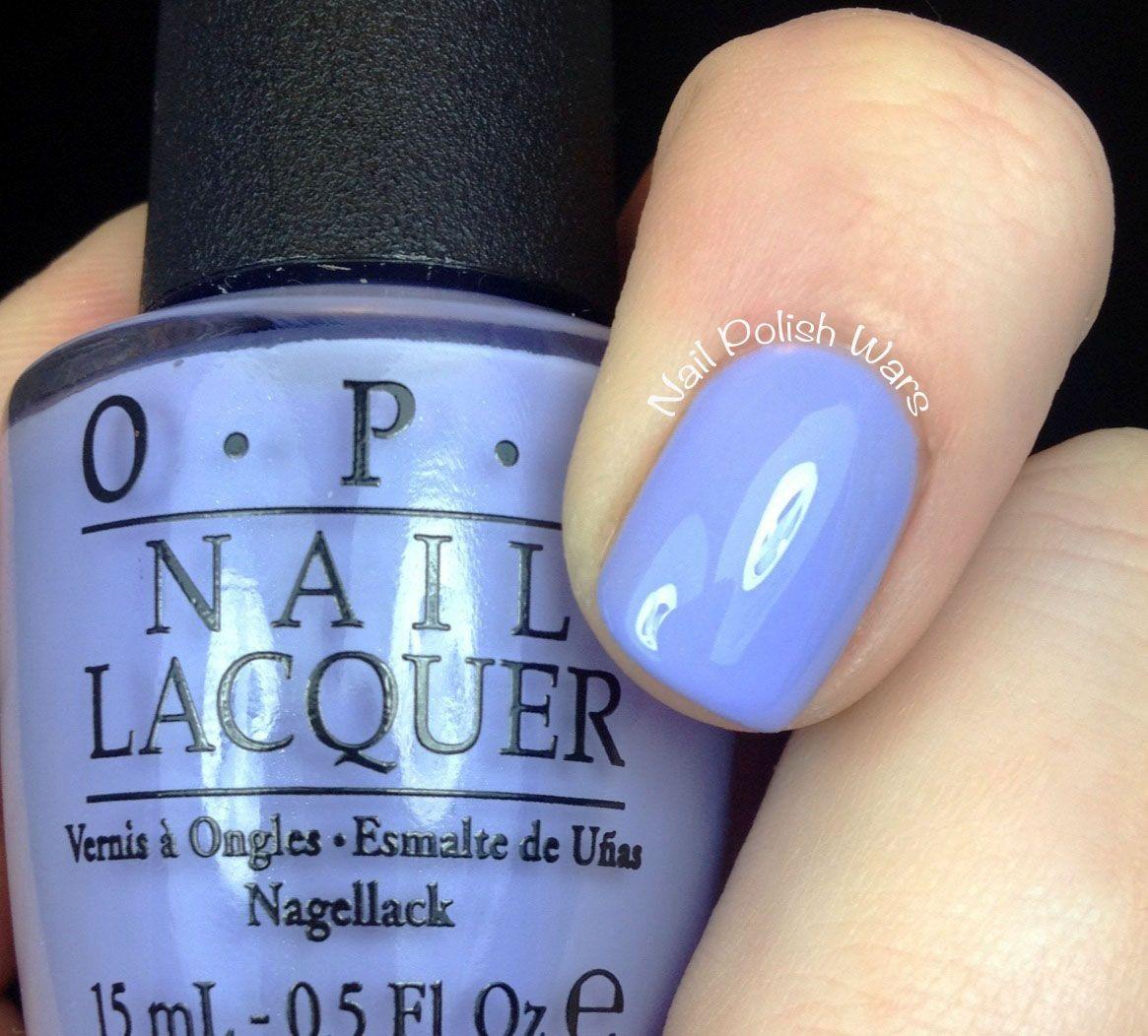opi blue purple nail polish | best nail designs 2018