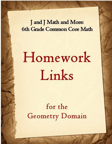Don T Pay 1 2 Per Worksheet This Product Links You To Lots Of Possible Worksheets For Every Concept In The Geom Math Mathematics Worksheets Math Homework