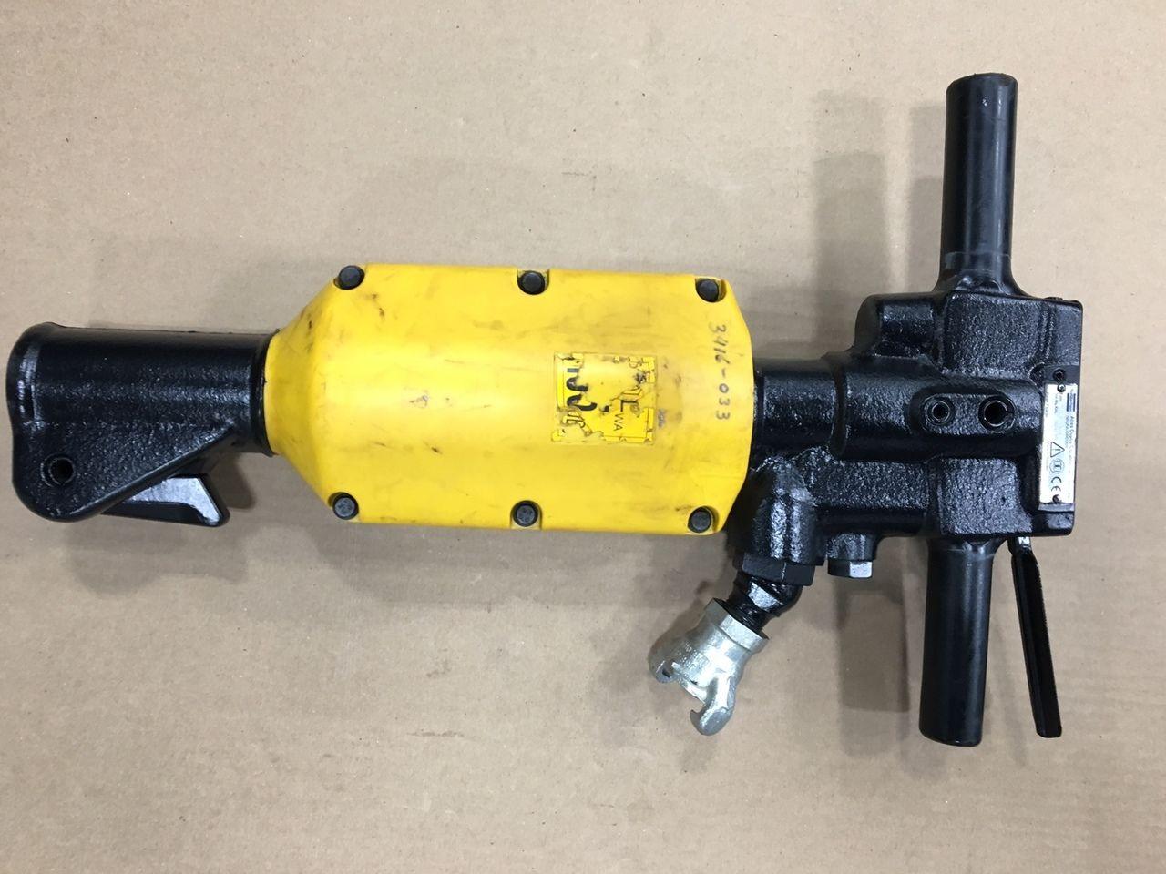 E Air Tool 1 Pneumatic Air Breaker Atlas Copco TEX14PS 2