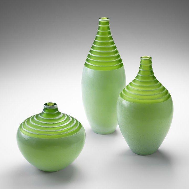 Cyan Design 04054 Meadow Small Vase In Green