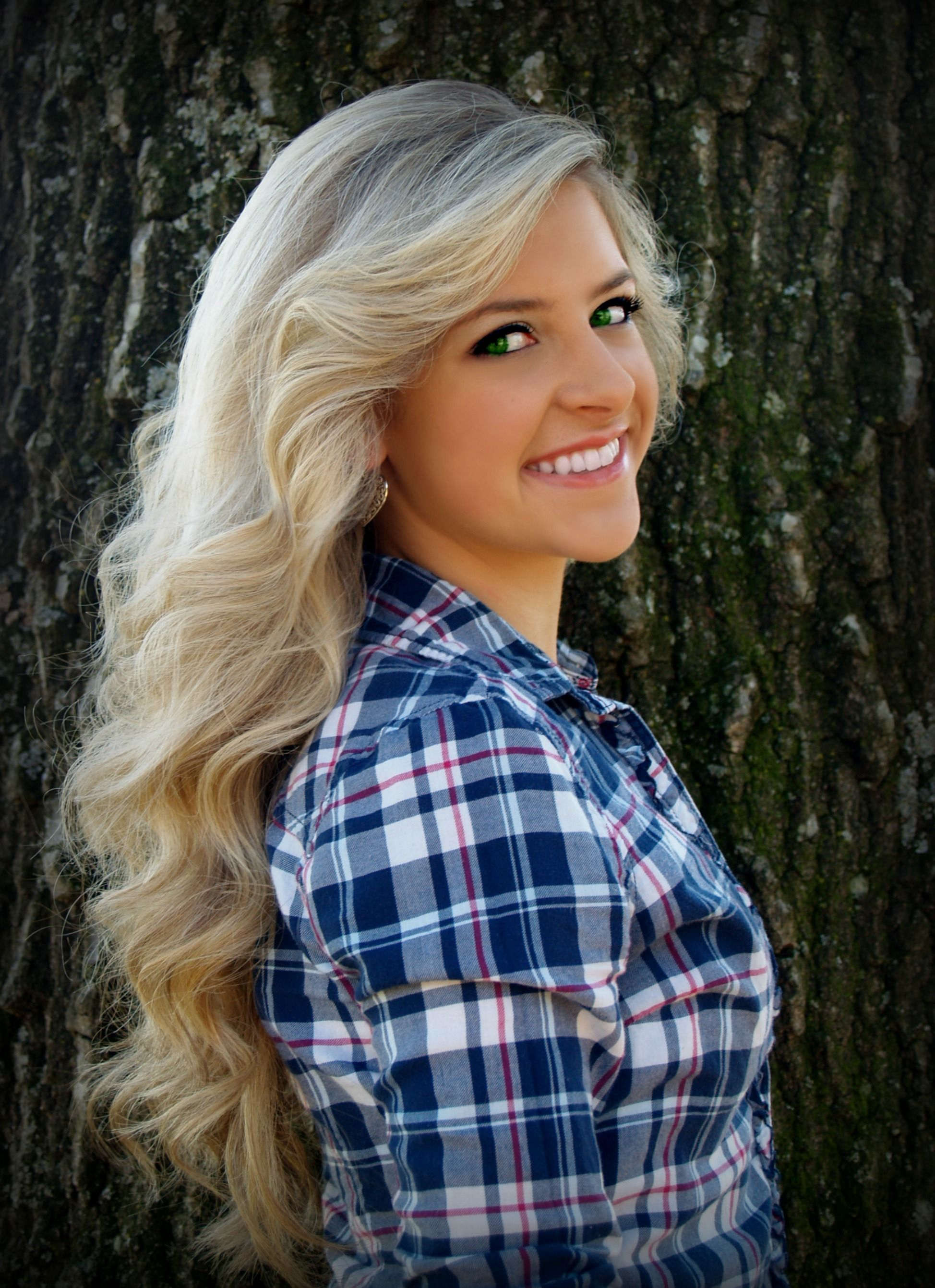Kate's pageant headshot.. Pageant hair, Pagent hair