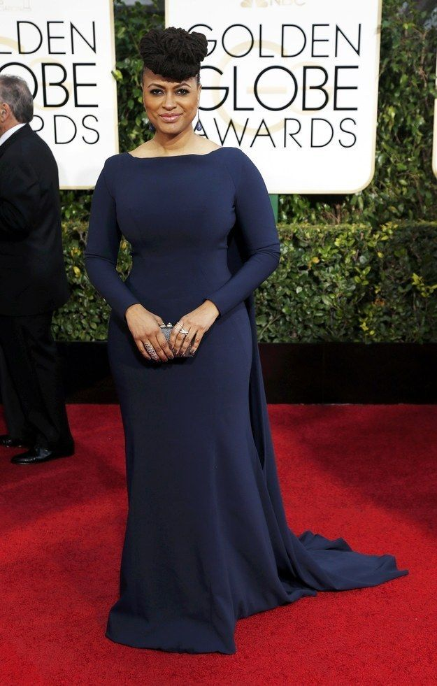15 Reasons Ava DuVernay Is Your New Fashion Icon Navy gown - gebrauchte küchen in berlin
