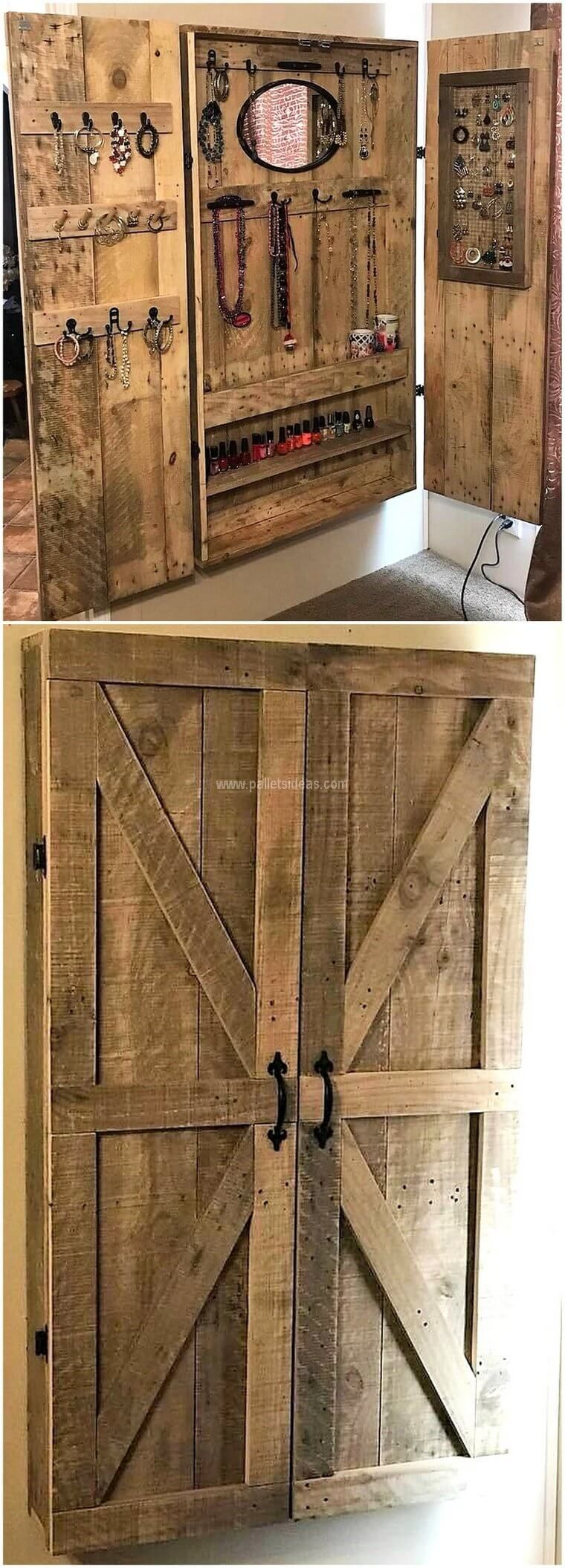 DIY with Pallets Ideas and Projects | Pallet Ideas