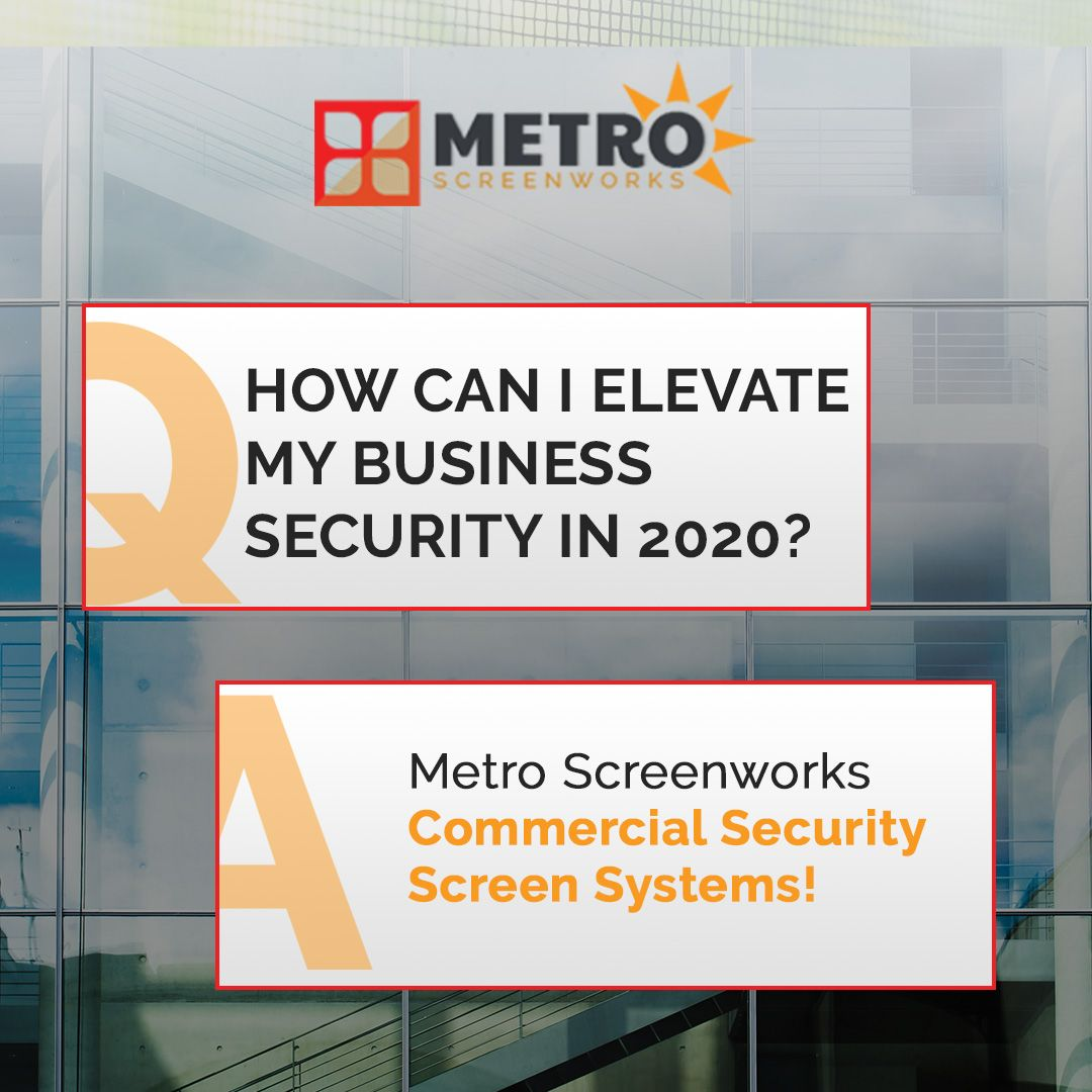 Ramp Up Your Business Security For The New Year With Our