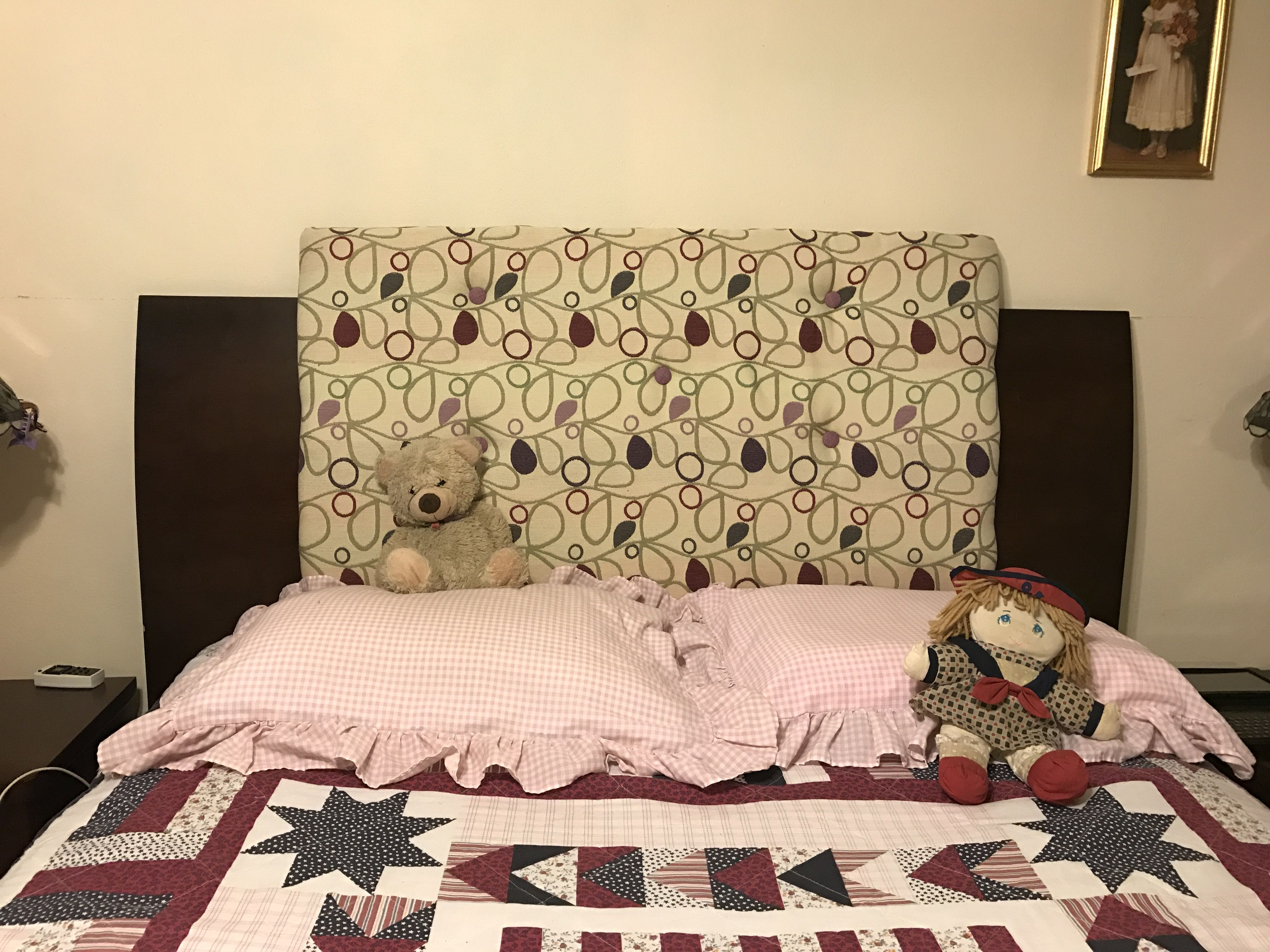 Foam headboard Foam headboard, Home decor, Furniture