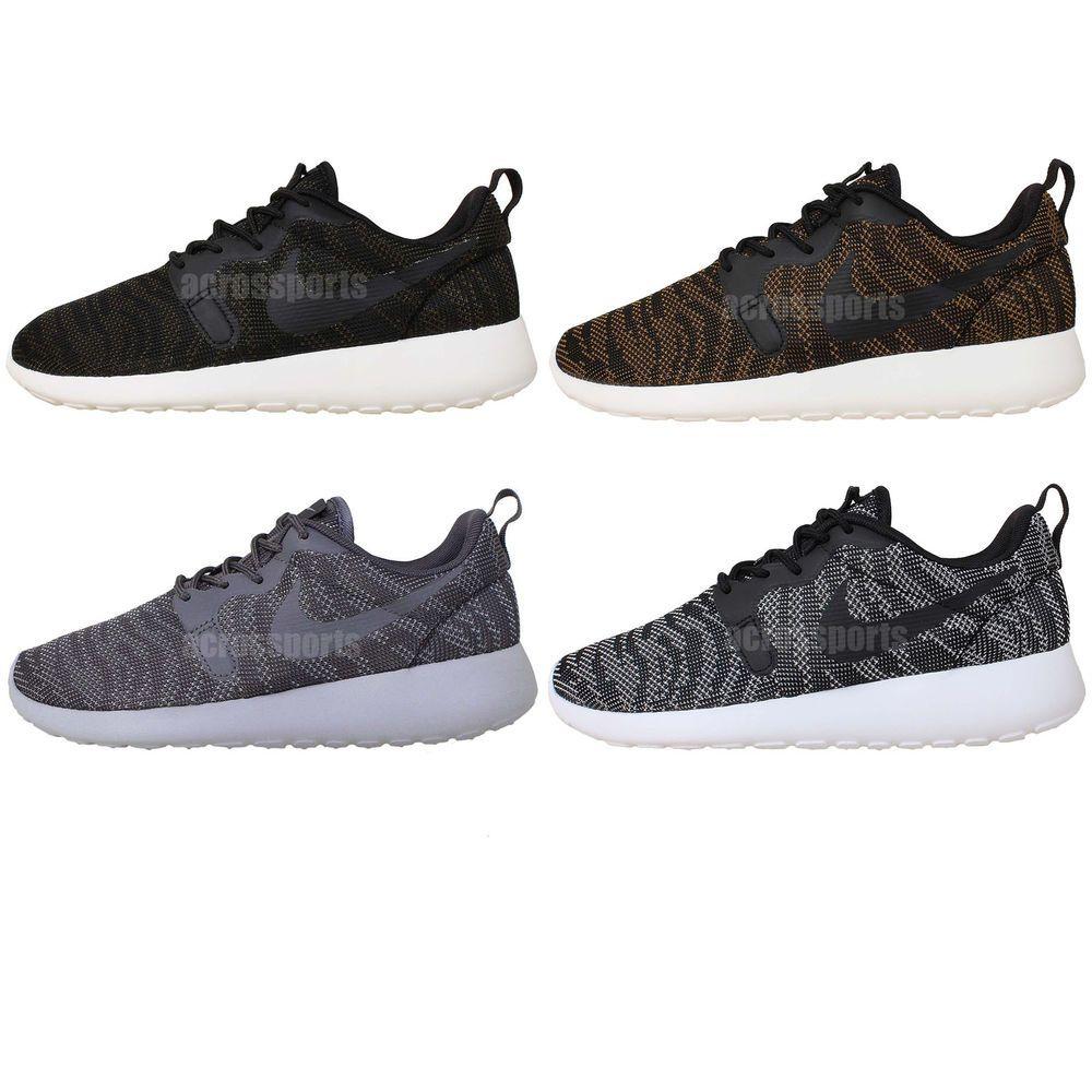 2b61262076c5 Nike Wmns Rosherun KJCRD Jacquard Roshe Run Womens Casual   Running Shoes  Pick 1 http
