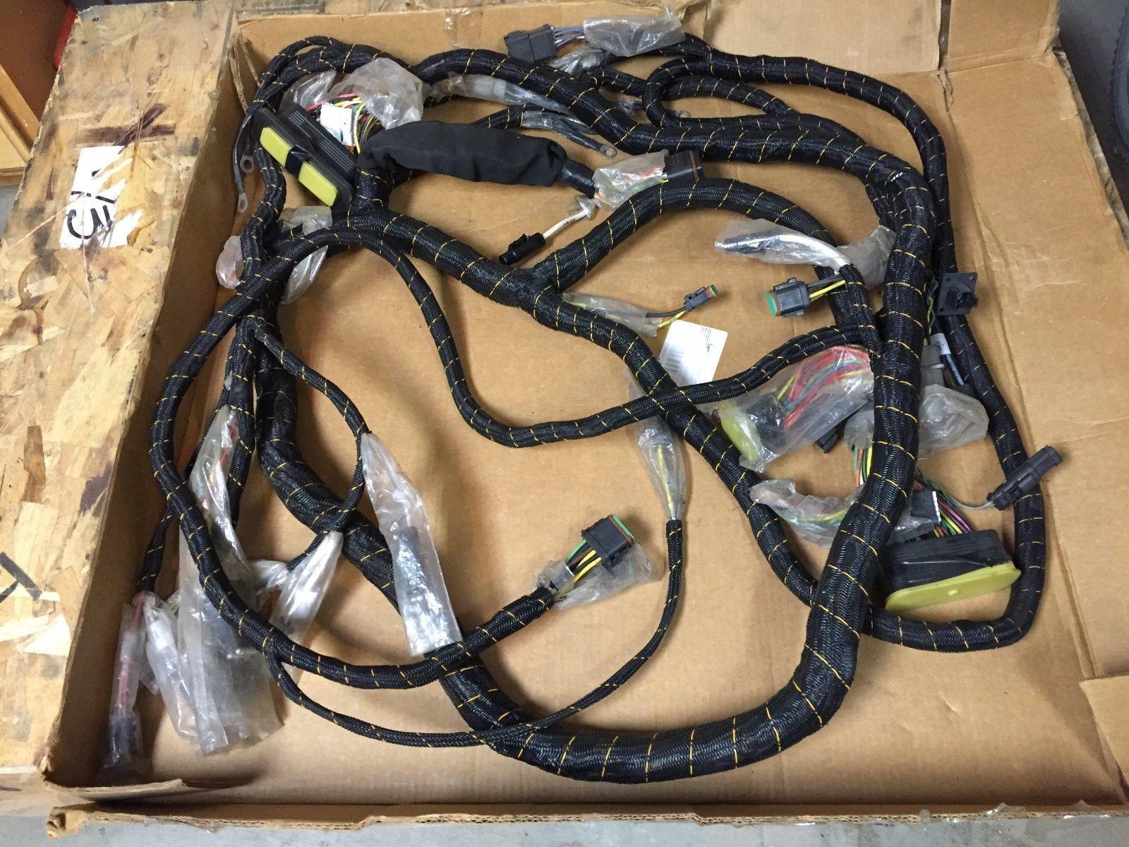 medium resolution of available on ebay ebay caterpillar cat 312 0269 main wiring harness d6r d7r d8r caterpillar heavyequipment ebay heavyequipment