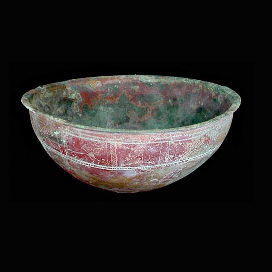 The Trade Archive Antiques Bronze Decorative Bowls