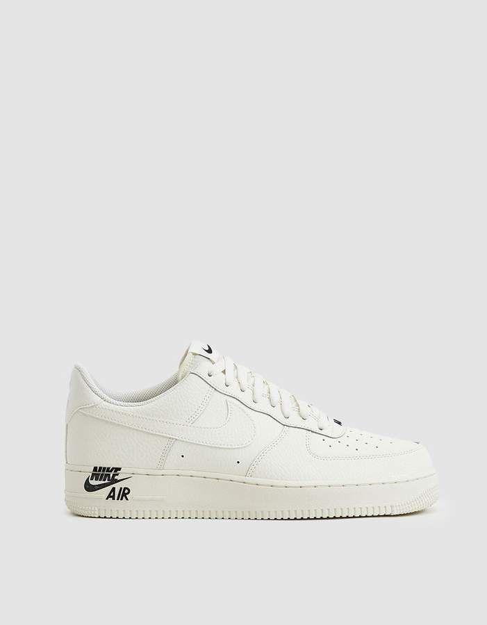 9b1f19212530ad  90.00 - Nike Air Force 1  07 LTHR  Sneaker in Sail - Air Force 1 ...