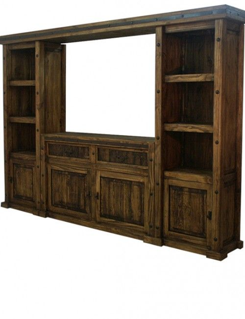 Rustic Entertainment Center For 70 Inch Tv Rustic Entertainment