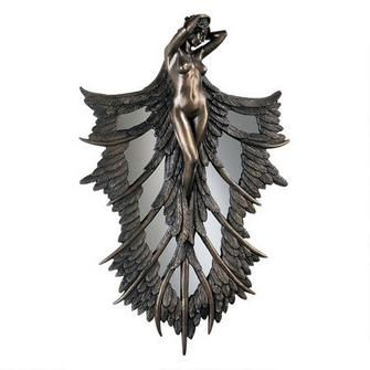 Angelic Wings of Nature Wall Sculpture Was: $79.95           Now: $69.95