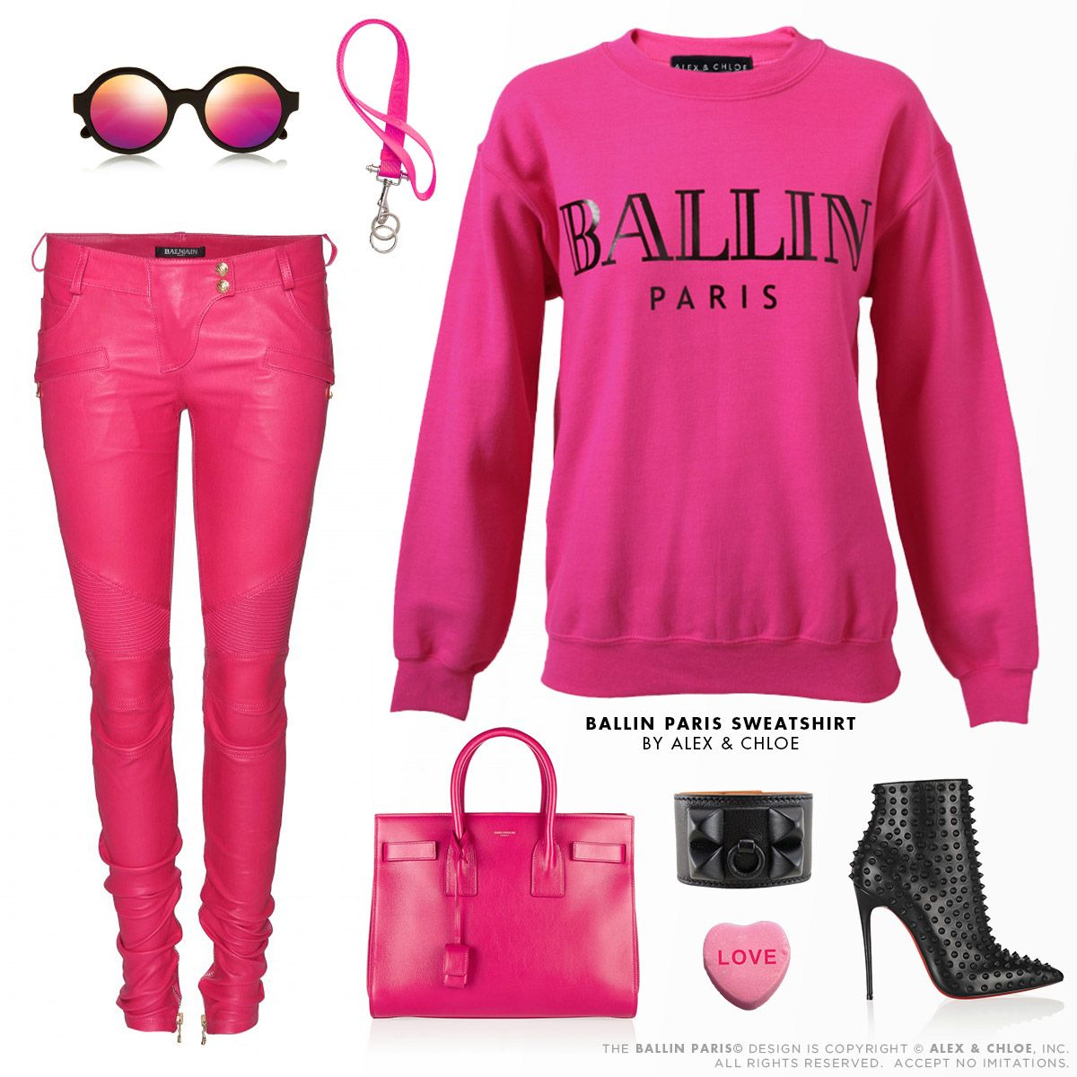 24 Ballin Paris By Alex Chloe Ideas Ballin Chloe Fashion