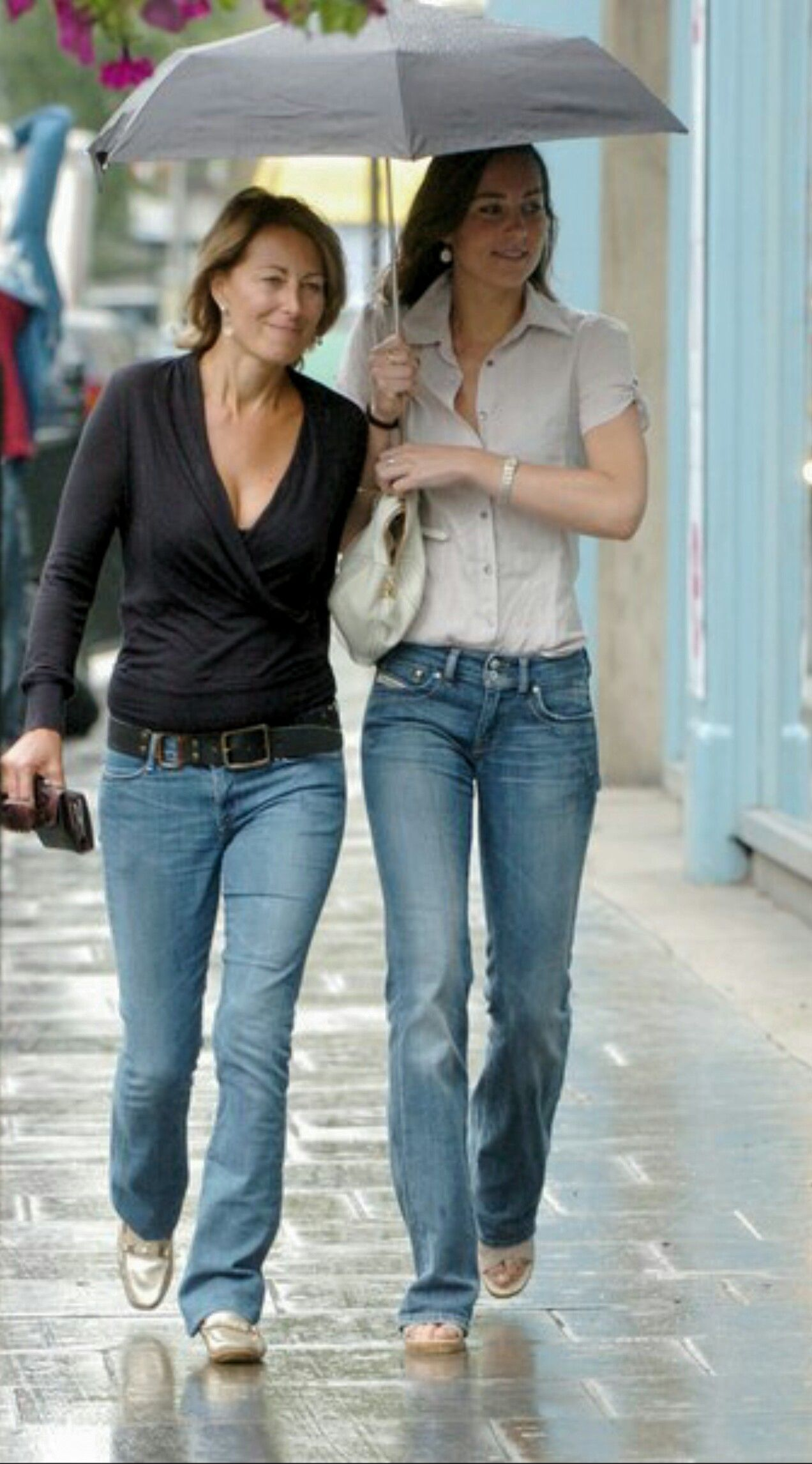 Kate and Carole Middleton | Kate Middleton | Pinterest | Carole ...