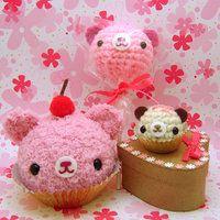 Amigurumi Candy Shoppe by amigurumikingdom