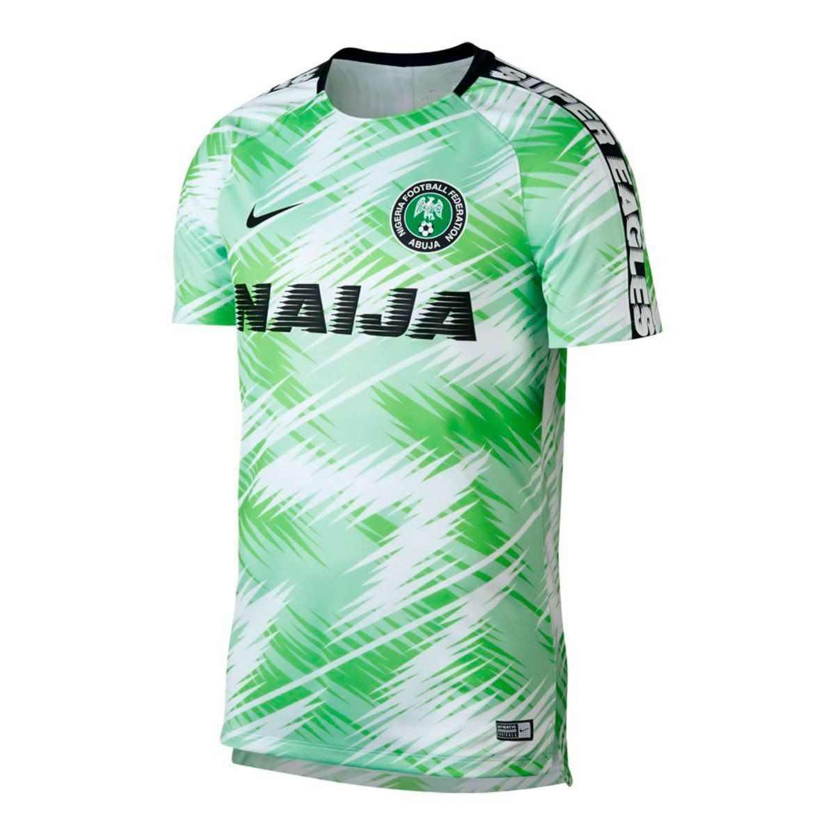 Nike Nigeria Dry Squad Gx Training Jersey 2018 2019 England Thecotswolds Holidaycottage Bbctravel Camisolas De Futebol Camisas De Futebol Roupa De Futebol