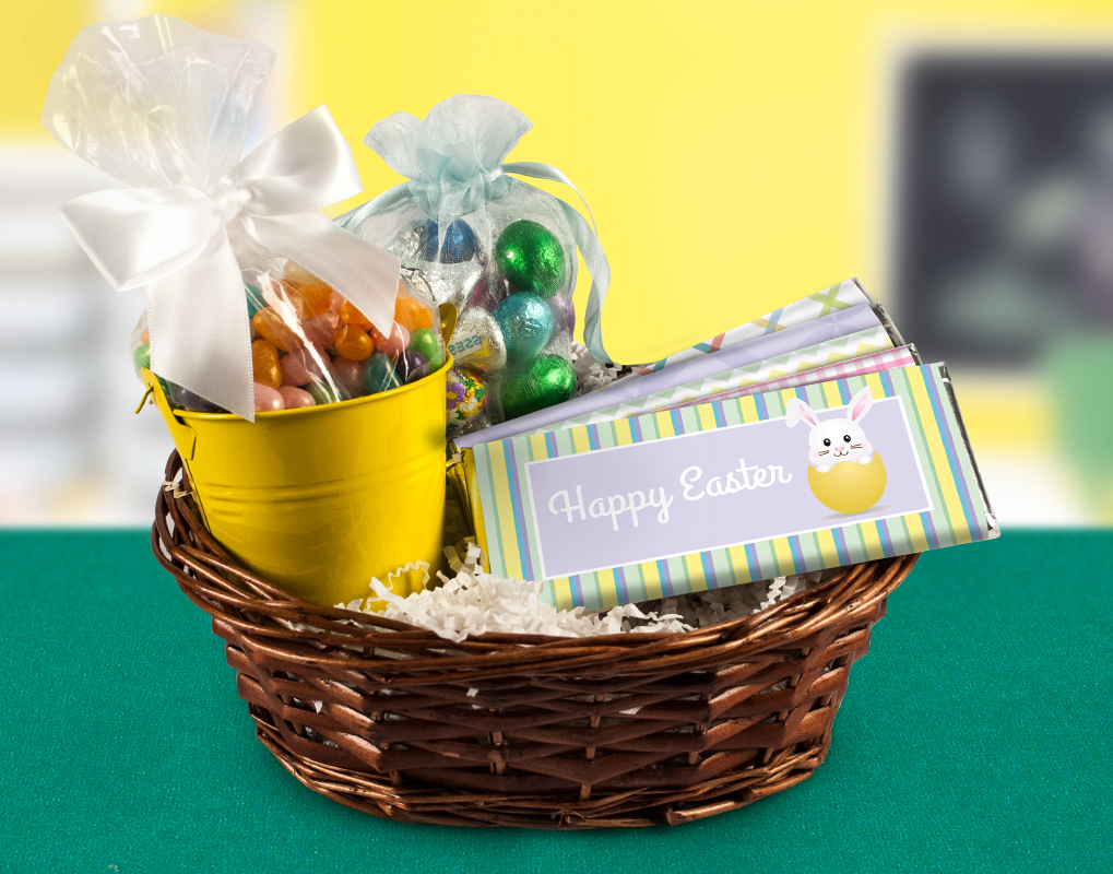 Chocolate filled easter baskets for kids great idea for chocolate filled easter baskets for kids great idea for grandkids nieces and nephews negle Image collections