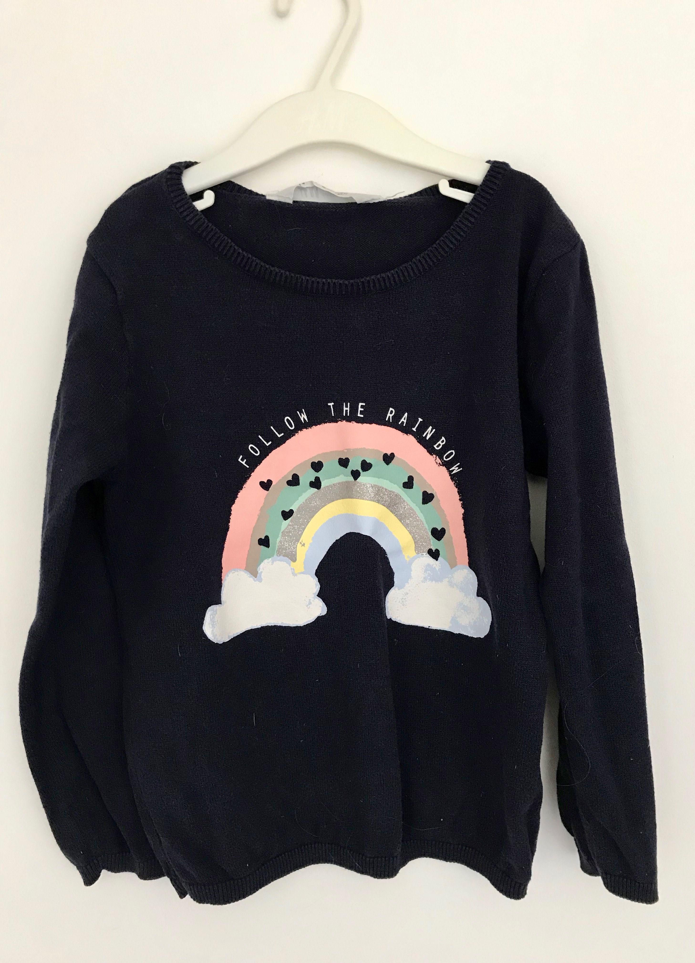 New York plutôt cool aperçu de Pull H&M 6/8 ans fille | Shop Emeraude by Mya en 2019 | Pull ...