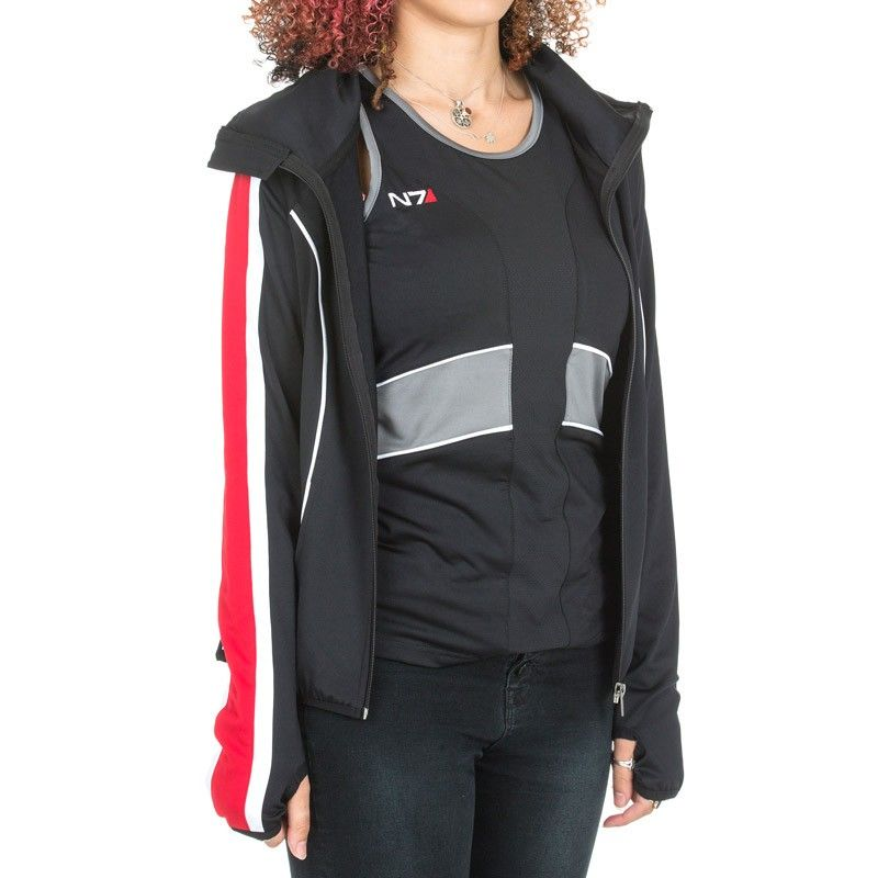 The BioWare Store - Ladies N7 Armour Stripe Active Jacket