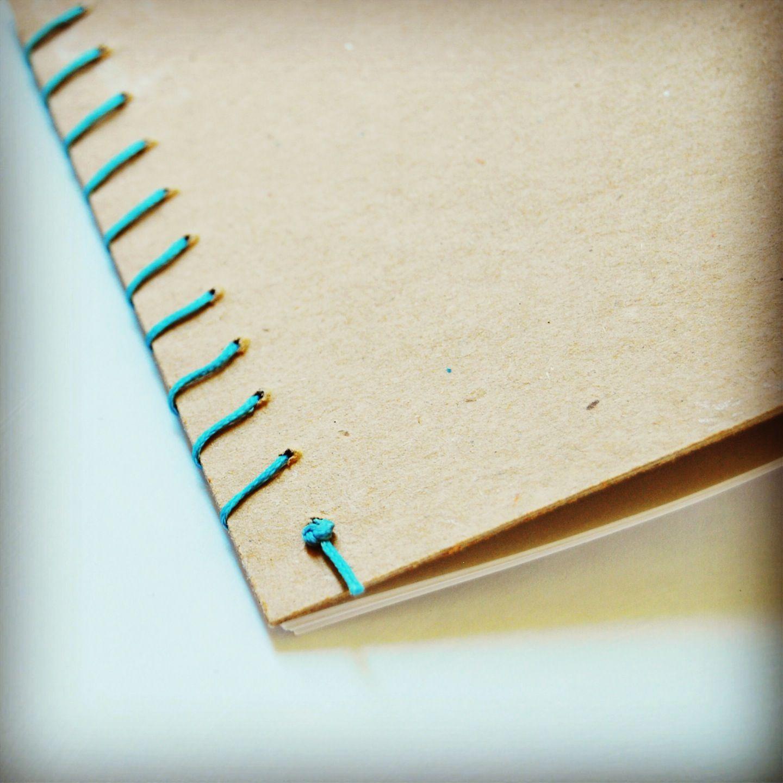 Notebook bind diy Book binding diy, Handmade books
