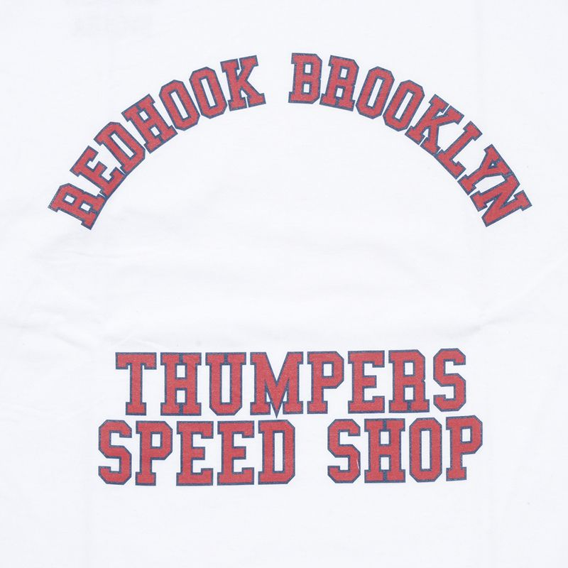 THUMPERS BROOKLYN NYC USA / REDHOOK TEE