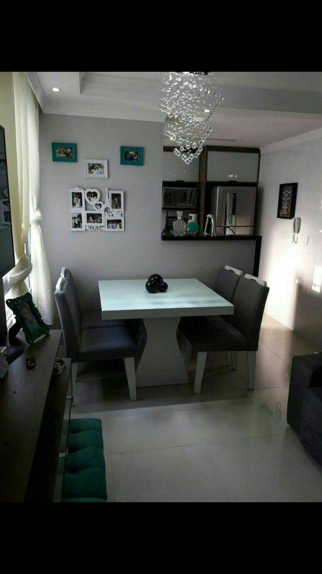 Sala De Jantar Mrv Inspira O Apartamento Pinterest Mrv Sala  -> Papel De Parede Sala Mrv