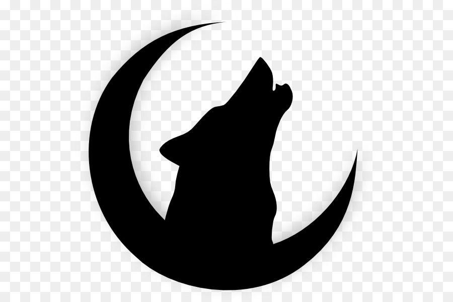 Gray Wolf Wolf Walking Silhouette Drawing Clip Art Cartoon Wolf